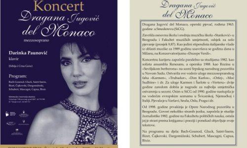 PROJEKTI 3 Ostale aktivnosti - Muzicka djelatnost - Dragana Del Monako